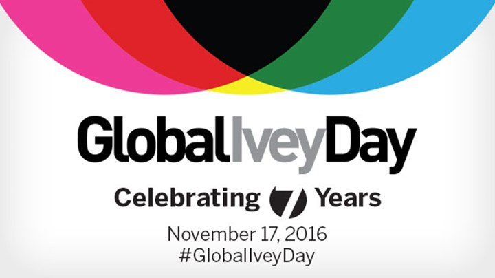 Global Ivey Day 2016 – India